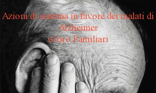 Azioni in favore Alzheimer