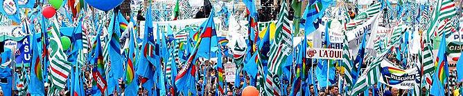 Angeletti: Manifestazioni regionali il 14 dicembre
