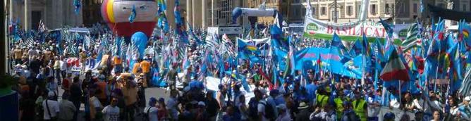 Angeletti: Sindacati, facciamo mobilitazione sabato a sostegno delle nostre richieste