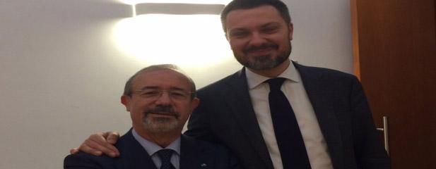 Luca Visentini designato candidato unico a Segretario Generale della CES