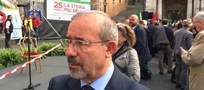 25 Aprile 2015, Manifestazione a Roma.
