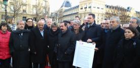 Barbagallo: libertà, giustizia sociale e democrazia siano i valori per sconfiggere il terrorismo