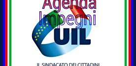Agenda Impegni Uil Novembre 2018