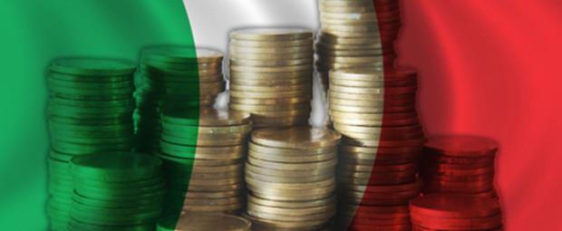 economia-italiana-soldi-bandiera