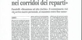 Drammatica situazione sanitaria nella provincia di Frosinone ed azioni della Uil in merito
