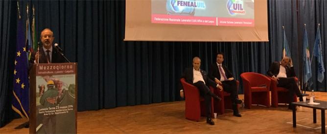 Barbagallo: Auspico che il confronto con il Governo sia leale, concreto e completo