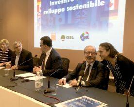 Barbagallo: «Salvaguardare il nostro pianeta e l'occupazione»