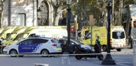 Messaggio della Uil ai sindacati spagnoli CCOO e UGT dopo l'attentato di Barcellona