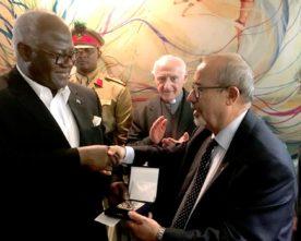 Barbagallo ha incontrato il Presidente della Repubblica della Sierra Leone, Koroma
