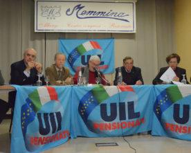 EMILIO LUCIDI ELETTO NUOVO SEGRETARIO DELLA UIL PENSIONATI