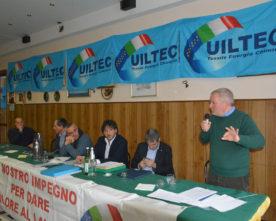 MAURO PISCITELLI CONFERMATO ALLA GUIDA DELLA UILTEC FROSINONE