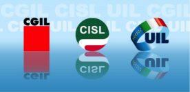 Cgil Cisl Uil: grave errore trasferire migranti