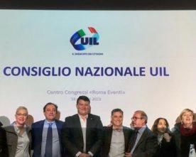 Il Consiglio Confederale della UIL ha eletto Bombardieri Segr. generale agg. e Palombella Segr. org