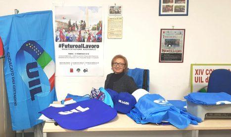 La Uil Frosinone prepara la mobilitazione generale di sabato a Roma
