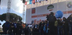 CGIL, CISL, UIL: «Ogni stima sulla partecipazione rischia di essere sottodimensionata»